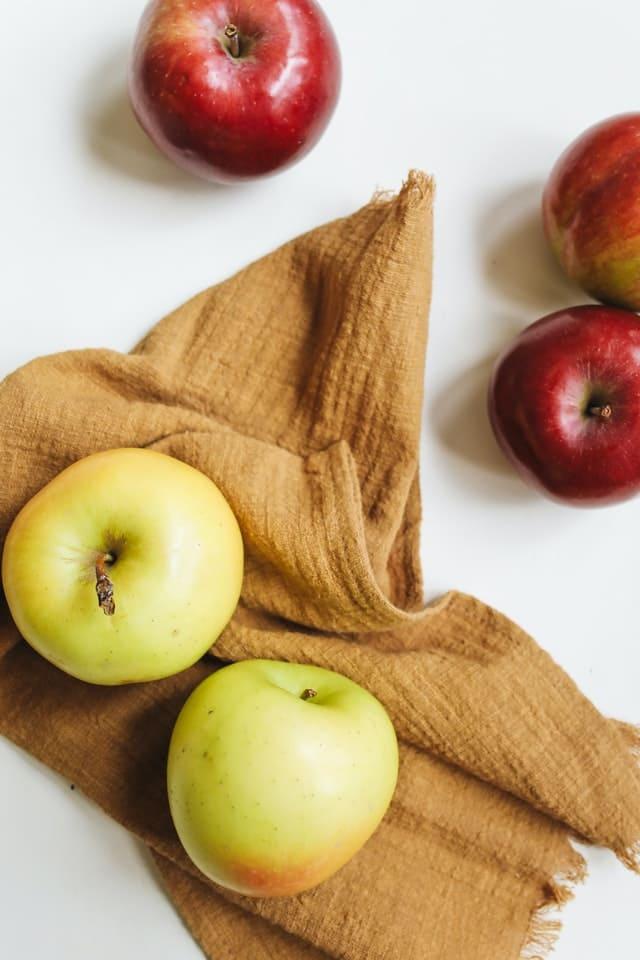انواع التفاح