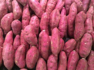 فوائد البطاطا الحلوة