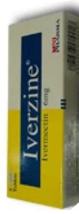 دواء ايفرزين اقراص، Iverzine tab، ايفرزين غسول، ايفرزين للقمل