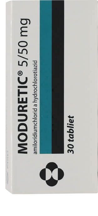 دواء موديوريتيك  موديوريتيك اقراص  Moduretic