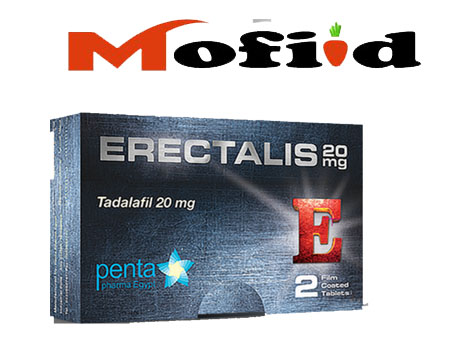 اريكتاليس 20 Erectalis